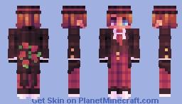 🎀 ✶ ℙ𝕖𝕣𝕤𝕠𝕟𝕒 ✶🎀 Minecraft Skin