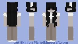 main. Minecraft Skin