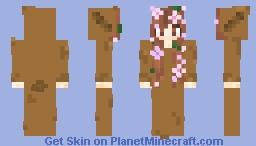For Cookie Minecraft Skin