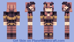 covetous demon | rc Minecraft Skin