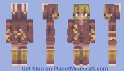 I MADE A SKIN finally Minecraft Skin