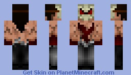 Torture (Contest) [Cannibal Corpse] Minecraft Skin
