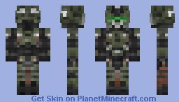 UNSC Marine [Masked] [Halo 4]