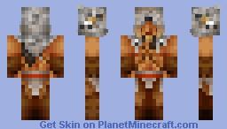 Assassin's Creed 3 Tyranny of King Washington: Ratonhnhaké:ton Minecraft Skin