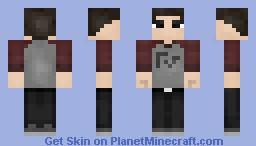 The Skin of Alex_986! Minecraft Skin