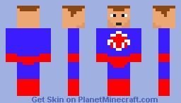 Vav (Achievement Hunter) Minecraft Skin