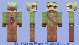 Athelstan The Troll Slayer [Pop Reel] Minecraft Skin