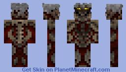 Armoured Titan! (Attack on Titan) Minecraft Skin
