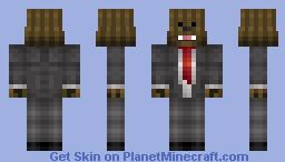 ASFJerome - My Take On Minecraft Skin