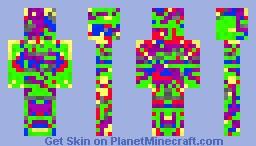 A Splash of Fun [ 3D = Better ] Minecraft Skin