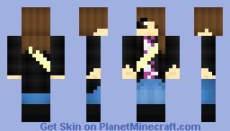 Pikzeh Minecraft Skin