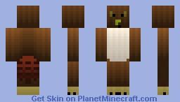 Accipiter The God of Flight [Contest] Story in description Minecraft Skin