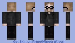 Adam Savage [MythBusters] Minecraft Skin