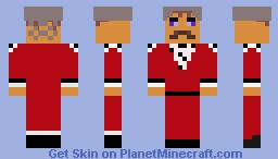 Admiral Minecraft Skin