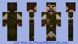 Medieval Adventurer Minecraft