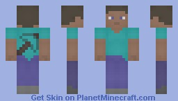 Steve the Adventurer Minecraft Skin