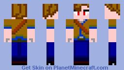Zumori Minecraft Skin