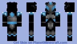 Æther BeastLord Minecraft Skin