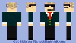 the agent Minecraft