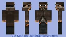 Aiden Pearce Minecraft Skin