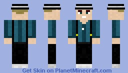 Takers - AJ Minecraft Skin