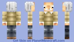 Albert Einstein Minecraft