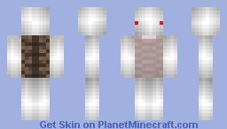 Albino turtle Minecraft Skin