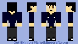 Shot381 (Custom Skin) (With Hat) [1.2.5] Minecraft Skin