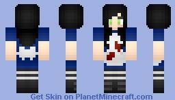 Alice Madness Returns Minecraft Skin