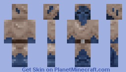 The Alien ( 3D Hood ) - Better in Preview Minecraft Skin