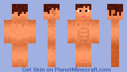 Alistance v.8 [Naked] Minecraft Skin