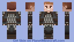 Allistair Minecraft Skin