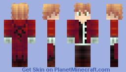 Alphonse Elric - Fullmetal Alchemist Minecraft