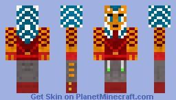 Ahsoka Tano skin (Skin request)