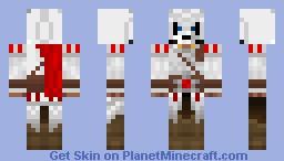 Assassin Panda Skin Minecraft Skin