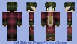 σ/∂αηιтквσ/ Amaimon Minecraft Skin