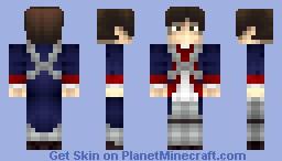 American Patriot Minecraft Skin