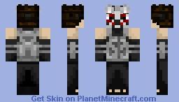 Anbu Black ops Minecraft Skin