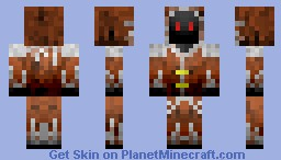 Ancient Scholar Minecraft Skin