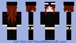 Andr - Shy Enderwoman (Mob Talker Mod)