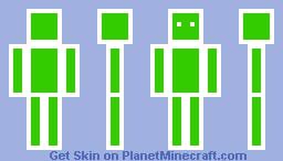 Android Skin Minecraft Skin