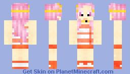 Anemone (Eureka seven) Minecraft Skin