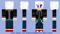 Anime Character [Original] Minecraft Skin