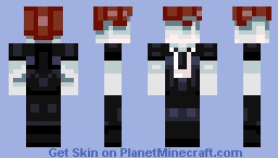 [Contest] God of Anonymity | Lord of the Internet Minecraft Skin