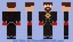 AntVenoms Brother Minecraft Skin