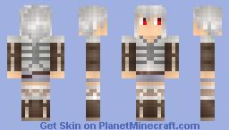 Aoi Minecraft Skin
