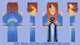 Current Rp Char: Aora Wynfeld/Huntinghawk -DnD Server [MPM Skin] Minecraft