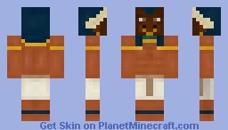 Apis - Egyptian God of Strength Minecraft