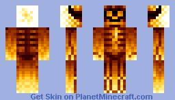 Death - Apocalypse Skin Contest - 8th place :D Minecraft Skin