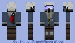Apocalyptic Survivor Minecraft Skin